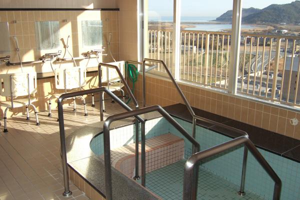 8階展望浴室
